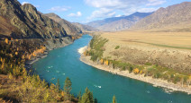 Продолжение знакомства с Республикой Алтай