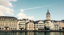Швейцария: Шильонский замок и средневековый праздник в Цюрихе
