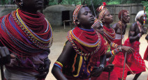 Танзания, в гостях у племени масаев