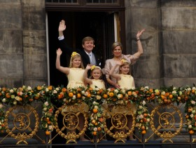 King Day in the Netherlands
