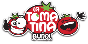 Логотип фестиваля La Tomatina  в Испании