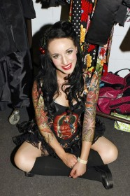 International Festival of tattoos in London00