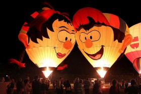 Germany Balloon Festival