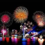 Shanghai fireworks festival000