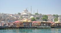 Турция. Стамбул — город-легенда.