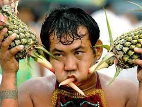 Thailand Vegetarian Festival in Phuket