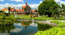 Новая Зеландия: архитектура, природа, обычаи.