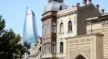Баку: встреча Востока и Запада.