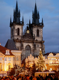 The Prague Christmas Market00