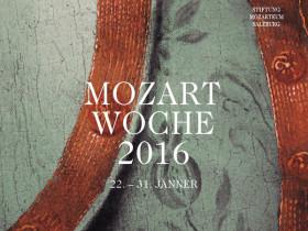 Mozart Week in Salzburg