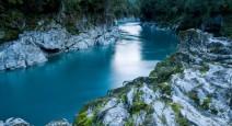 Новая Зеландия: южная часть