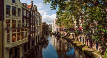Нидерланды: Утрехт и Гаага