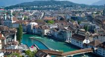Швейцария: карнавал в Люцерне