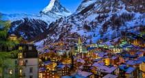 Горнолыжная королева — Швейцария
