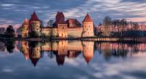 Литва: Вильнюс и Тракай