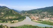 Грузия: Алазанская долина