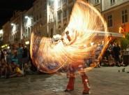 Фестиваль искусств Pflasterspektakel в Линце