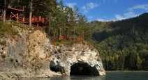 Озера и пещеры Алтайского края
