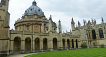 Великобритания: Оксфорд и места Гарри Поттера