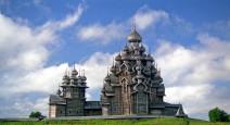 Казань и музей-заповедник Кижи