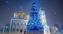 Новогодняя столица России: Тула
